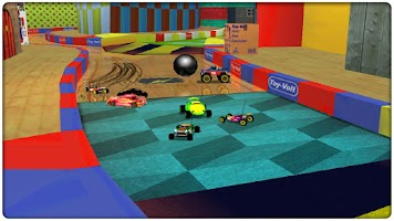 Screenshot of RE-VOLT Classic 3D (Premium)