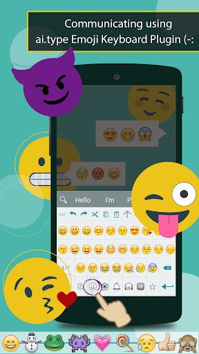 ai.type 鍵盤Emoji表情插件