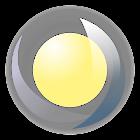 Macro Marble C Launcher Theme icon