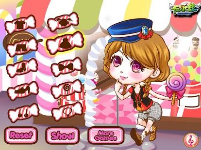 糖果甜心小女生 休閒 App-癮科技App