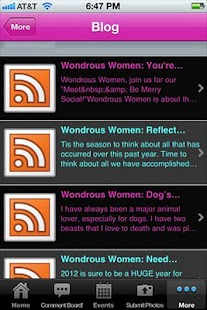 Wondrous Women - screenshot thumbnail