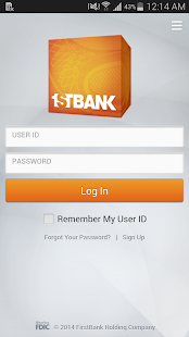 FirstBank Mobile Banking - screenshot thumbnail