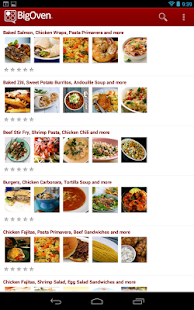 BigOven: 250,000+ Recipes - screenshot thumbnail