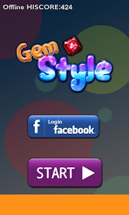 GemStyle with Facebook- screenshot thumbnail