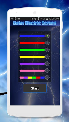 Color Electric Screen