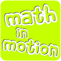 Math in Motion for kids icon