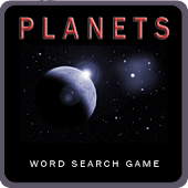 Word Search Planets