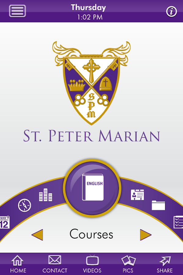 St. Peter Marian School- screenshot