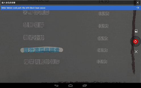Google 翻訳 - screenshot thumbnail