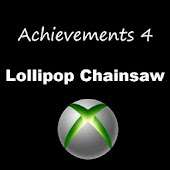 Achievements Lollipop Chainsaw