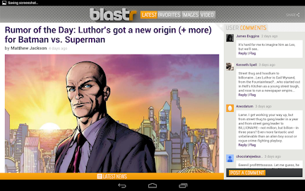 Blastr Screenshot 20