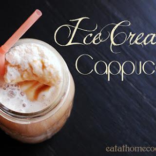 Ice Cream Cappuccino