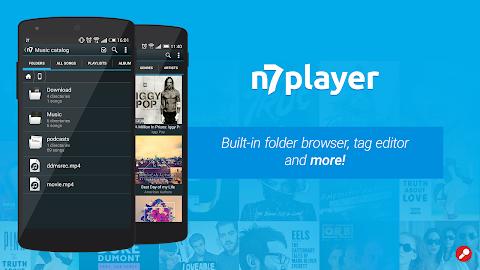 n7player Music Player Unlocker Screenshot 13
