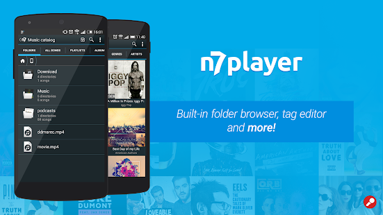 n7player Music Player Unlocker - screenshot thumbnail
