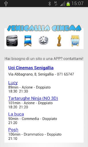 Senigallia Cinema