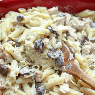 The Best Chicken Tetrazzini {traditional and gluten free recipes}