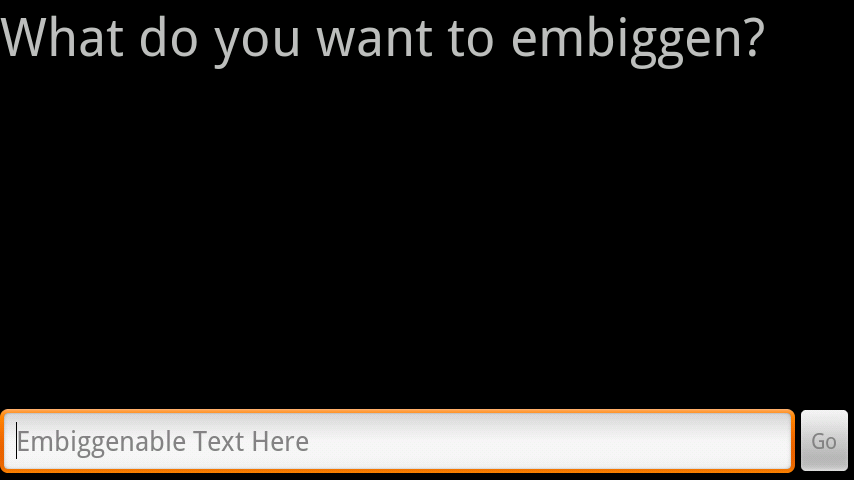 Embiggen Plus- screenshot