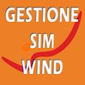 Gestione SIM Wind logo