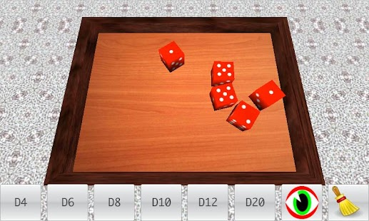Real Dice Roll (Free) - screenshot thumbnail