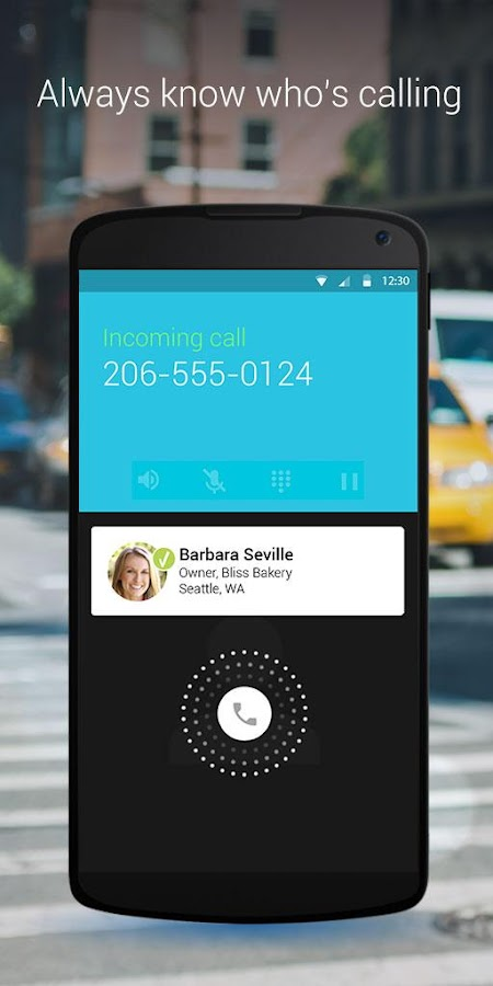 Whitepages Caller ID & Block - screenshot