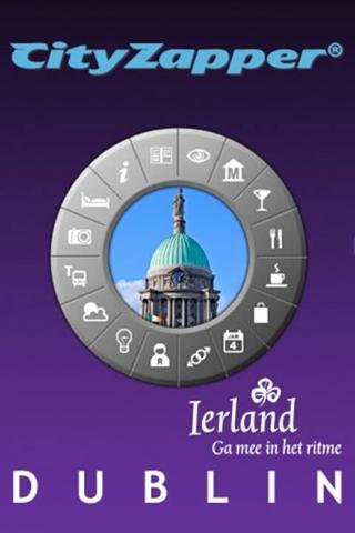 CityZapper Dublin Stadsgids