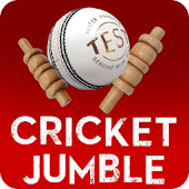 Word Jumble Cricket Players