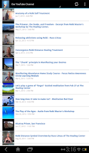 The Healing Center Reiki- screenshot thumbnail