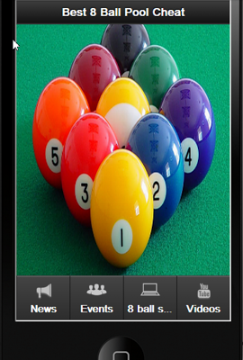 Best 8 Ball  Pool cheat - screenshot