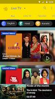 Screenshot of IDEA Live Mobile Tv Online