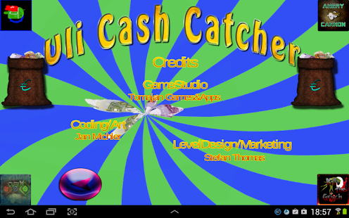 Uli CashCatcher WM2014 Special- screenshot thumbnail