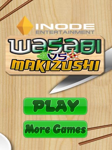 Wasabi vs Makizushi