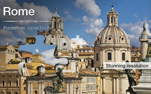 Rome Jigsaw Puzzles Demo