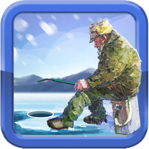 Fishing in the Winter. Lakes. for PC and MAC