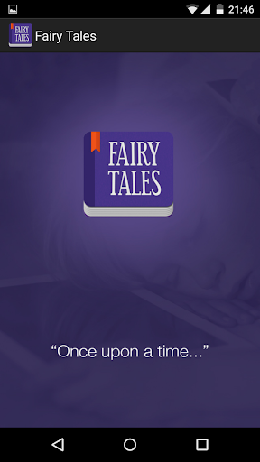 Fairy Tales Children Fables
