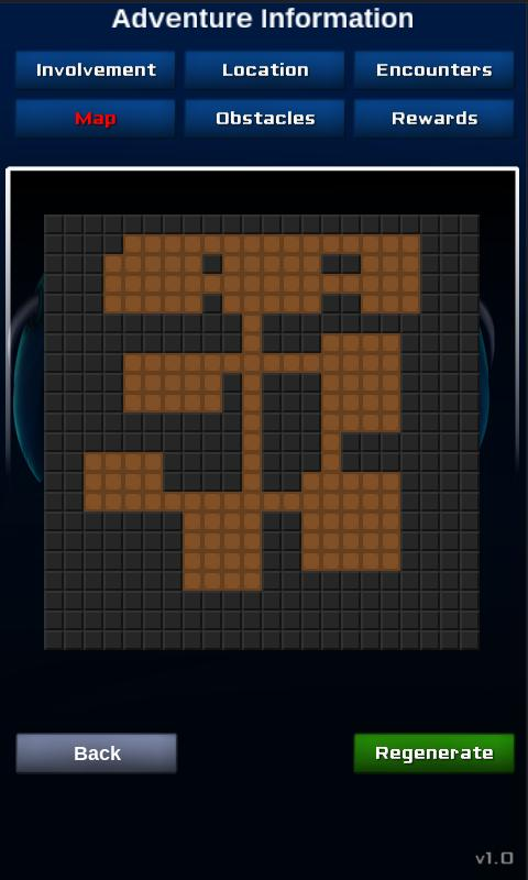 Adventure Generator- screenshot