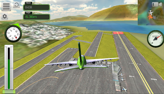 Boeing Airplane Simulator- screenshot thumbnail