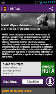 Aenigma Madrid - Audioguías - screenshot thumbnail