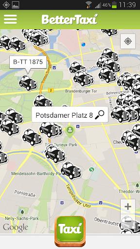 BetterTaxi - Taxi App D`land