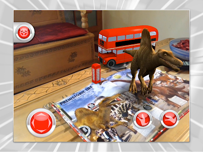 GWR2014 - Augmented Reality- screenshot thumbnail