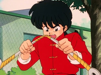 Ranma Gains Yet Another Suitor