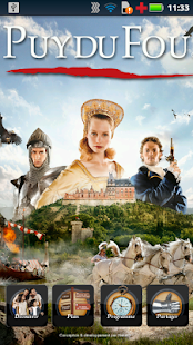 Puy du Fou- screenshot thumbnail