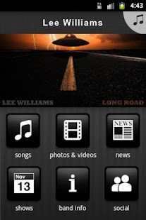 Lee Williams- screenshot thumbnail