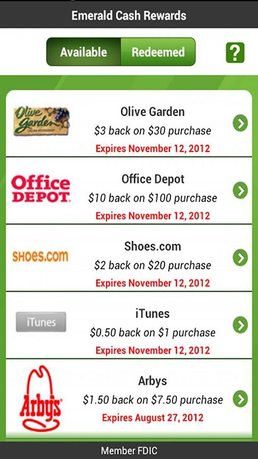 Emerald Card - H&R Block- screenshot