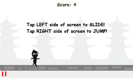 Ninja Run Game