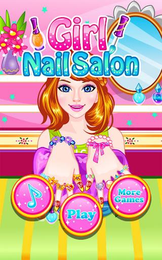 Girl Nail Salon