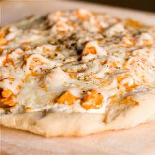 Buffalo Style Chicken Pizza.
