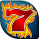 Flaming 7s Slot Machine icon