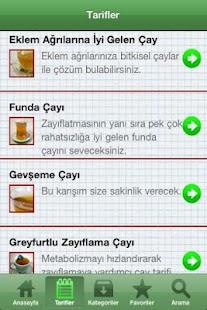 Doğal Çay Rehberi- screenshot thumbnail