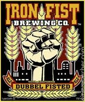 Logo of Iron Fist Dubbel Fisted