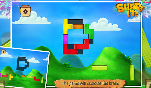 Shape It! - Mini Puzzle Game v5.1.1